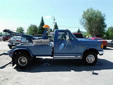 Buy Used 1990 Ford F 450 Super Duty Custom Wrecker In
