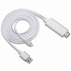 iphone 7 6 5s pro lightning to hdmi tv adapter