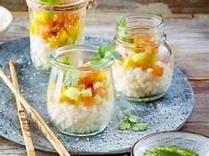 rezepte im glas raffinierte snacks mit durchblick