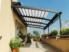 Aluminum Pergola With Retractable Roof In 2019