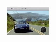 car app review the new 991 911 iphone porsche app