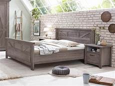 betten landhausstil bett landhausstil modern 180x200 cm braun baltic pick up m 246 bel