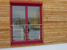 Französische Fenster Geländer - absturzsicherung drahtseile vor fenster in 2019