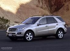 Mercedes Ml Klasse W164 Specs Photos 2005 2006