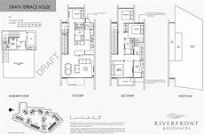 riverfront house plans riverfront residences 183 showflat 61006090 183 riverfront