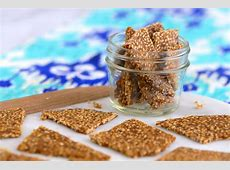 crunchy sesame seed candy_image