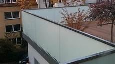Balkon Aus Glas Der Glaserei Glasart Aus Hannover