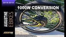 powerful 1000w e bike conversion kit review