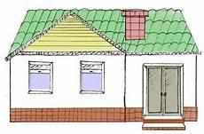 Ein Haus Zeichnen Lernen Dekoking Diy Bastelideen