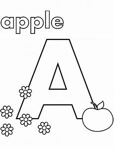 top 20 printable letter a coloring pages coloring
