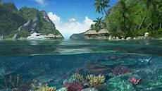 Free 3d Screensavers caribbean islands 3d screensaver