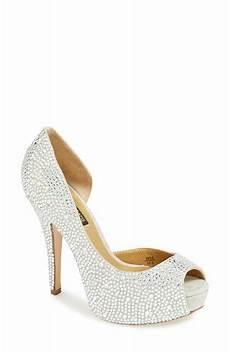 Bridal Shoes Hamilton benjamin hamilton peep toe platform