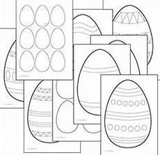 Malvorlagen Grundschule Ostern Ostereier Ausmalen Ostern Ausmalbilder