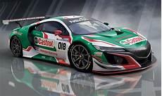 honda nsx gt3 factory honda nsx gt3 confirmed for 24h spa sportscar365