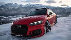 can the 2018 audi rs5 handle the snow 450hp 600nm