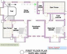 kerala house floor plans kerala home plan and elevation 2800 sq ft kerala
