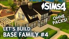 sims 4 häuser bauen die sims 4 haus bauen ohne packs base family 4