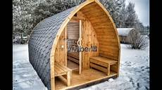 outdoor barrel igloo saunas for sale electric wood
