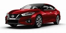 how many paint color options are there for the 2019 nissan maxima
