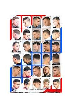 2014hm men s hairstyles barber poster