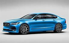 All About Volvo Polestar Pumps Up Volvo S90 And V90