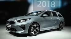 Kia Ceed Sw 2018 - 2018 kia ceed and sportswagon revealed in geneva