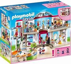 Playmobil Ausmalbilder Citylife Playmobil City Furnished Shopping Mall Set 5485 Toywiz