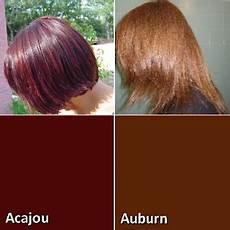 couleur auburn acajou quelle est la diff 233 rence entre l auburn et l acajou