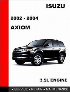 service manuals schematics 2004 isuzu axiom electronic toll collection isuzu axiom 2002 2003 2004 factory service repair maintenance workshop manual other makes