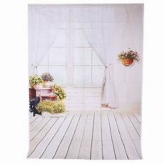 5x7ft Vinyl Wood Window Photography by Durable 5x7ft Retro Wood Floor Window Photography
