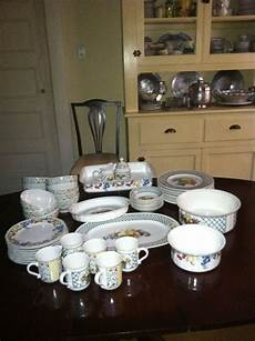 villeroy boch 50 pc dinnerware set ebay