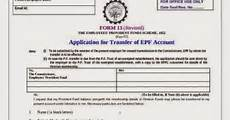 epf balance forms for claiming benefits the employee s provident fund scheme form 13