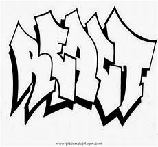 Malvorlagen Graffiti Gratis Graffiti Malvorlagen
