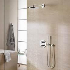 armaturen dusche unterputz grohe grohtherm 3000 cosmopolitan duschsystem unterputz