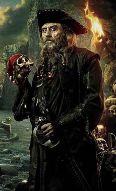 of the caribbean 4 blackbeard of the caribbean villains