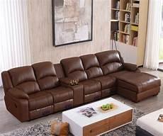living room sofa recliner sofa cow genuine leather sofa