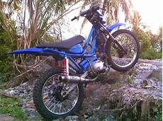 Jupiter Z Trail by Motor Rakitan Cara Modifikasi Honda Beat Trail