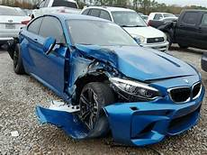auto auction ended vin wbs1j5c56jva12496 2018 bmw m2 in tx houston