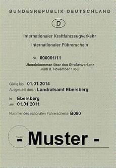 adac internationaler führerschein f 252 hrerscheinstelle landratsamt ebersberg