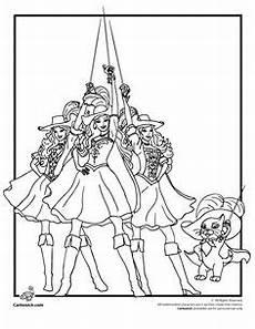 Malvorlagen Musketiere Und Die Drei Musketiere Malvorlagen Coloring