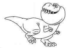 Malvorlage Dino Einfach Der Gute Dinosaurier 4 Ausmalbilder Und Basteln Mit Kindern