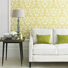 Yellow And Grey Wallpaper Bedroom Ideas by How To Decorate With Yellow Housetohome Co Uk