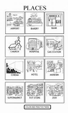 places in community worksheets 15955 places esl worksheet by jecmpj