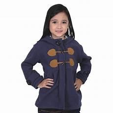 Catenzo Junior Jaket Hoodie jual diskon jaket hoodie anak perempuan biru navy cse 138