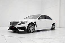 New Mercedes S Class Brabus Rocket 900 Set To Take In