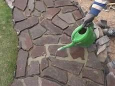 terrassengestaltung terrassenplatten verlegen
