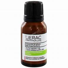 lierac prescription anti blemish dual phase