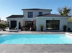 location maison piscine var particulier villa contemporaine 4 ch 8 pers piscine 224 mallemort