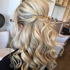 Hair Style With Extension For Guest Of Wedding