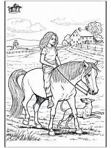coloring horseback coloring pages coloring